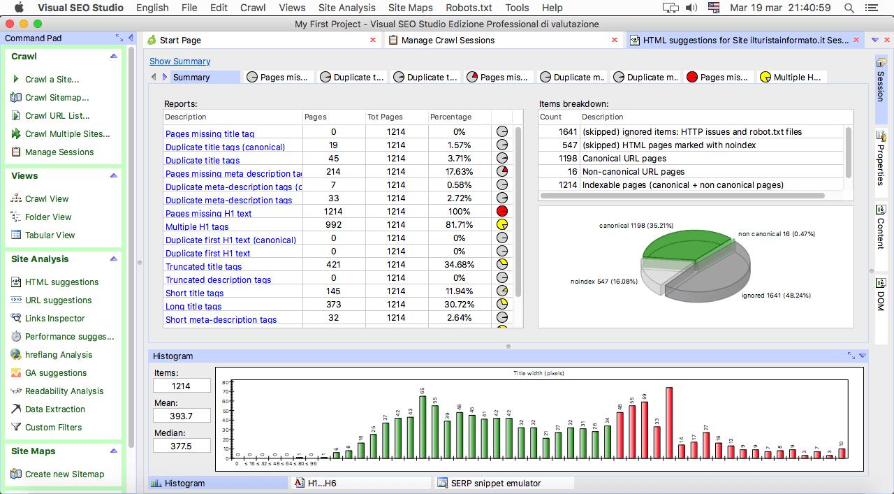 Visual SEO Studio Crack Download