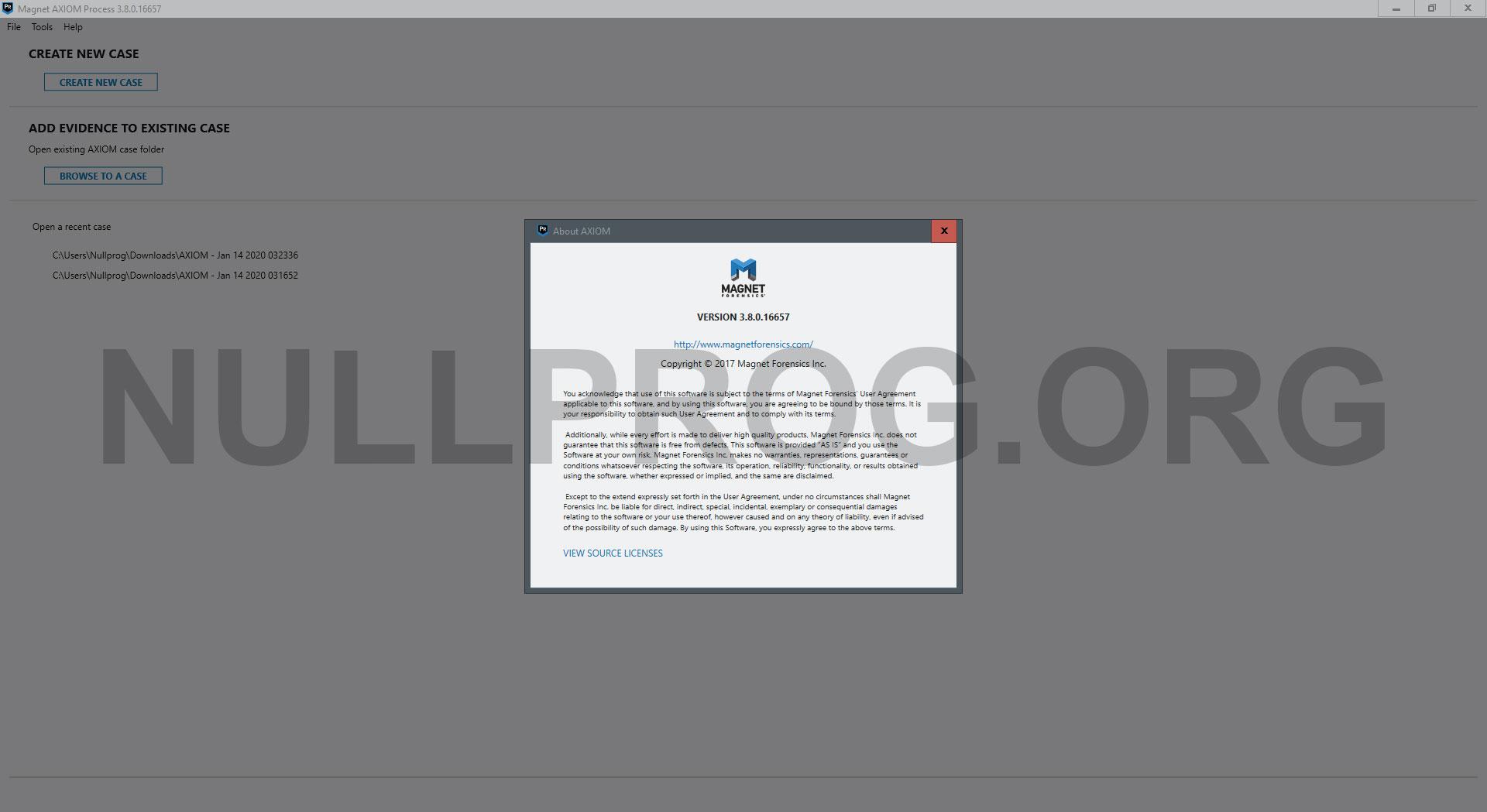 Download Magnet AXIOM Crack