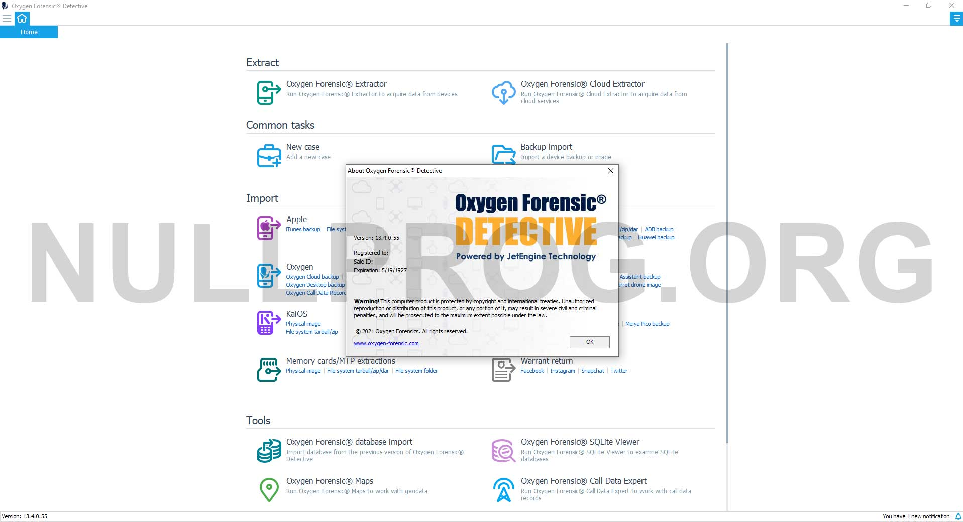Oxygen Forensic Detective Crack Download